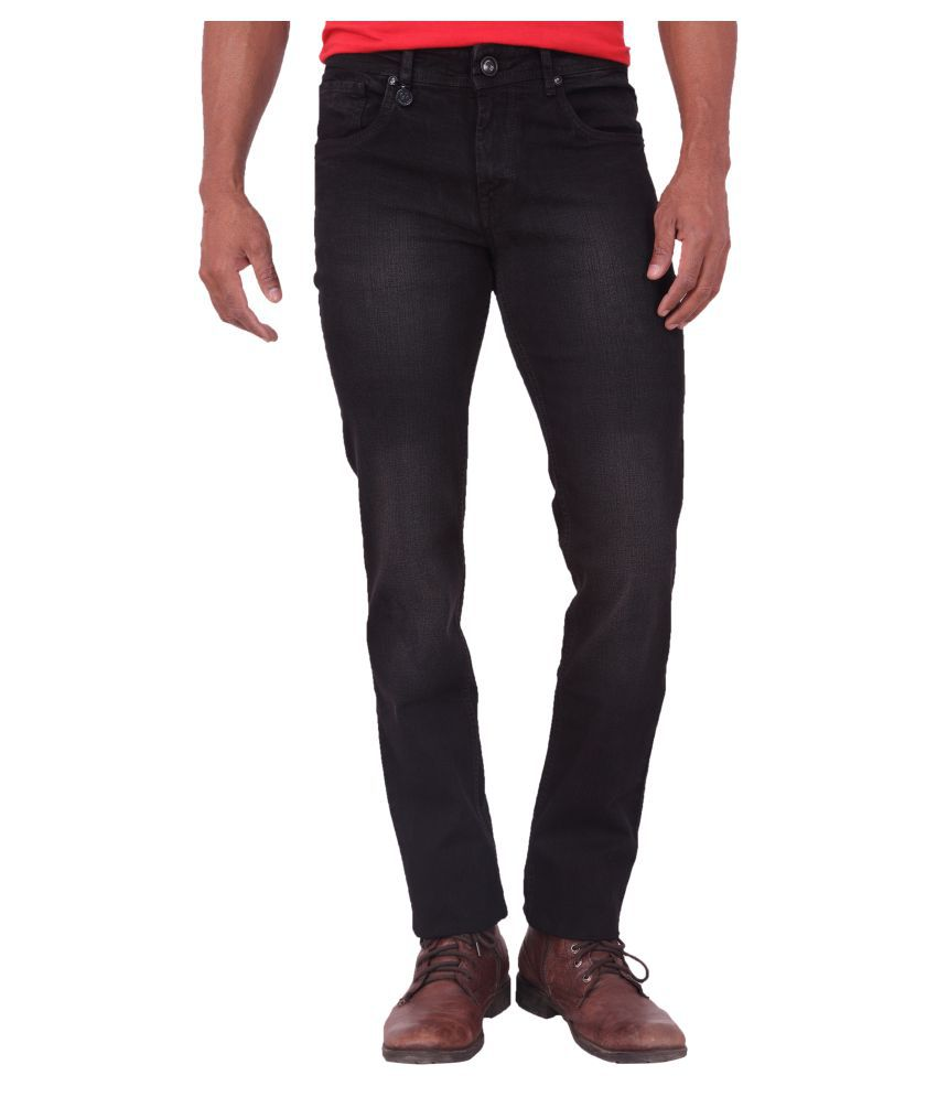 Dare Black Slim Jeans