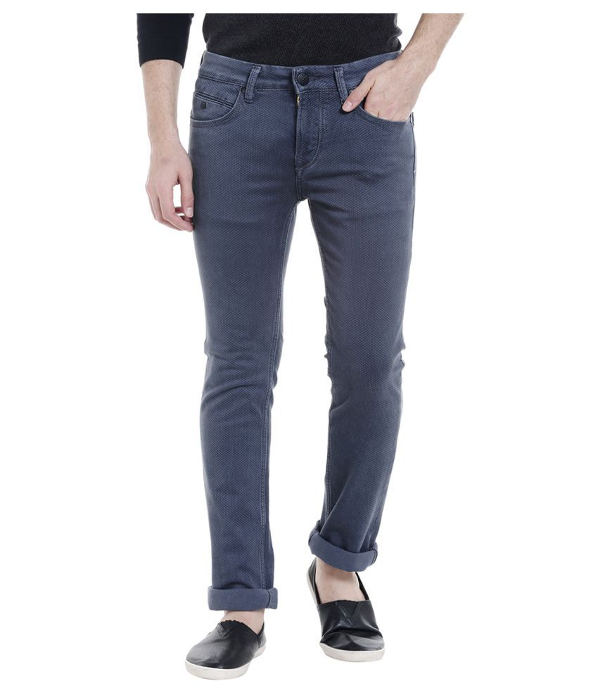 Killer Grey Slim Jeans