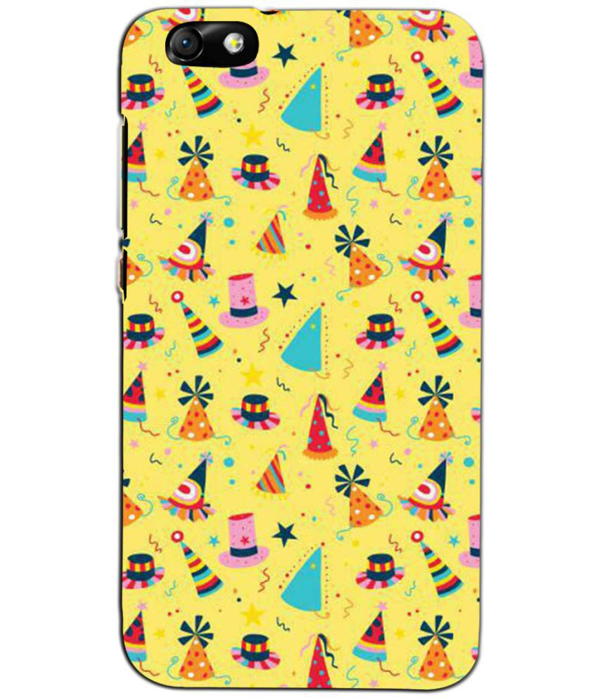 Huawei Honor 4X Printed Cover By Printvisa