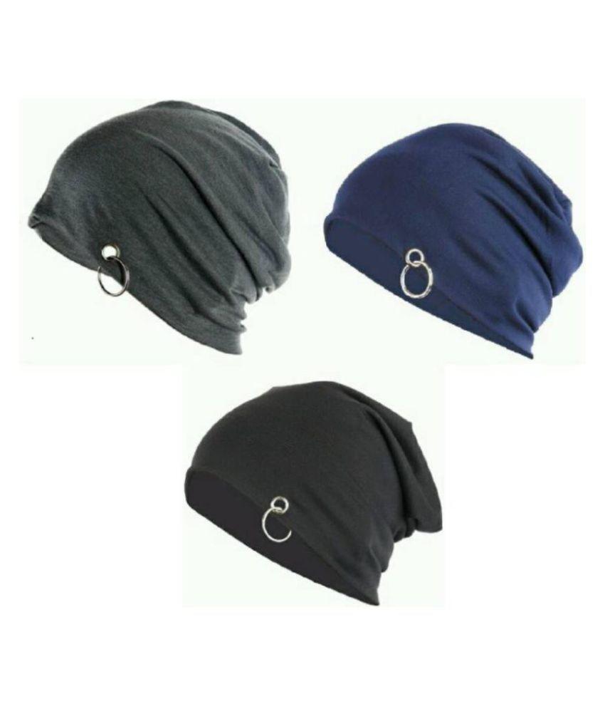 b2faa3d046a MSC Black Plain Cotton Combo - Buy Online   Rs.