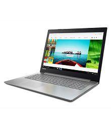Lenovo Ideapad 80XL0377IN (7th Gen Intel Core i5- 8GB RAM- 2TB HDD- 39.62cm(15.6)- DOS- 2GB Graphics) (Grey)