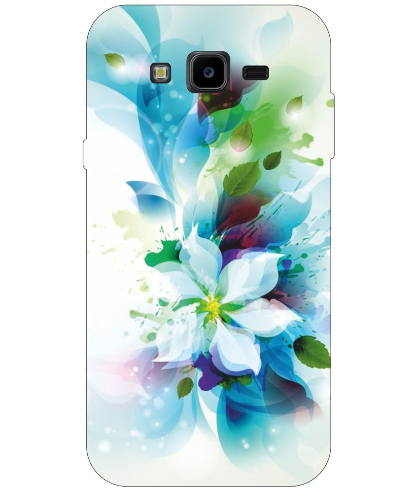 Samsung Galaxy J3 Pro Printed Cover By Go Hooked