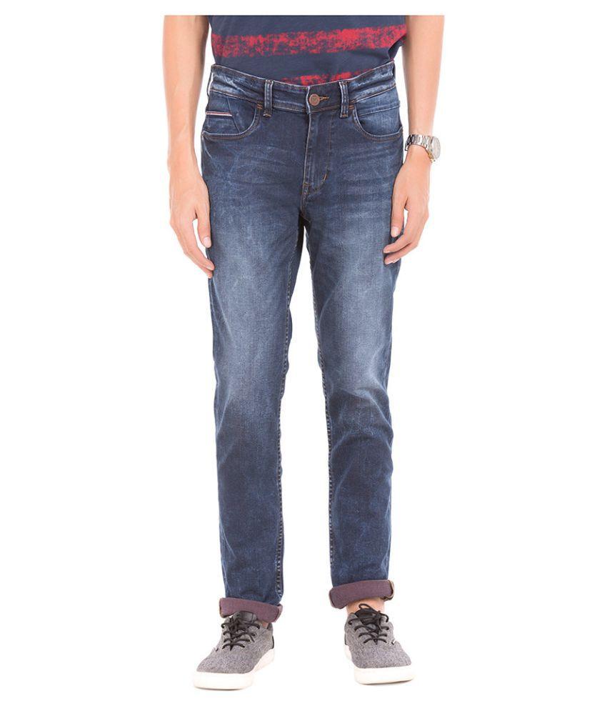 U.S. Polo Assn. Indigo Blue Slim Jeans