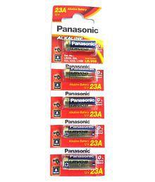 Panasonic 12V Alkaline Batteries 12 V Non Rechargeable Battery 5