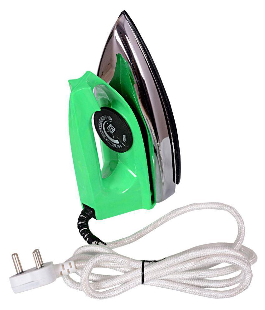Tag9 Regular Dry Iron Green