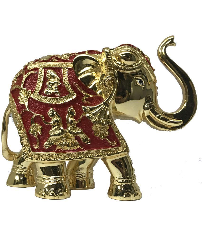 RP Collections Ganesha Polyresin Idol