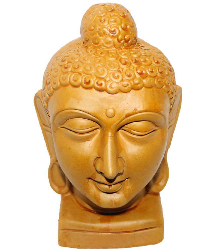 Sarvsiddhi Buddha Terracotta Idol