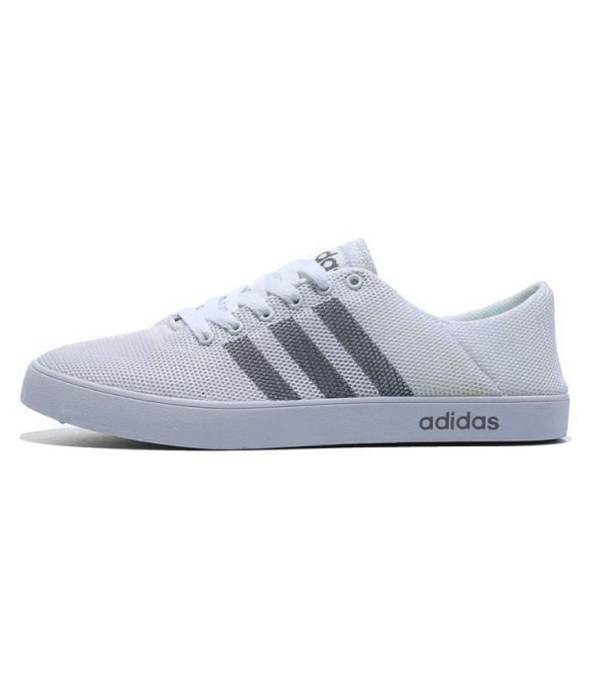 crimen paracaídas Año  Adidas neo Sneakers White Casual Shoes - Buy Adidas neo Sneakers White  Casual Shoes Online at Best Prices in India on Snapdeal