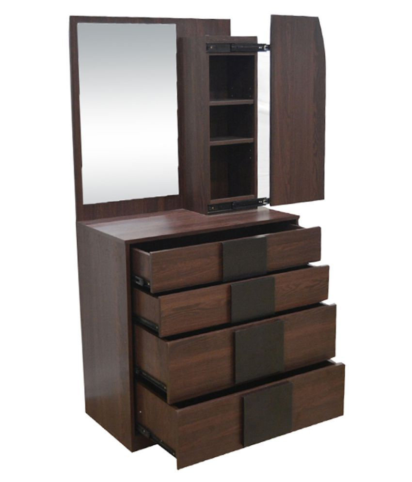 Eros Chest Of Drawer Mirror Dressing Table