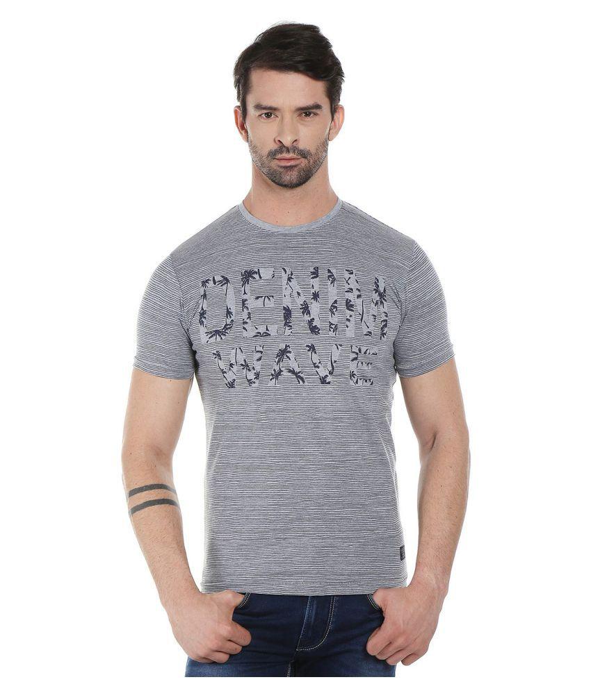 Killer Grey Round T-Shirt
