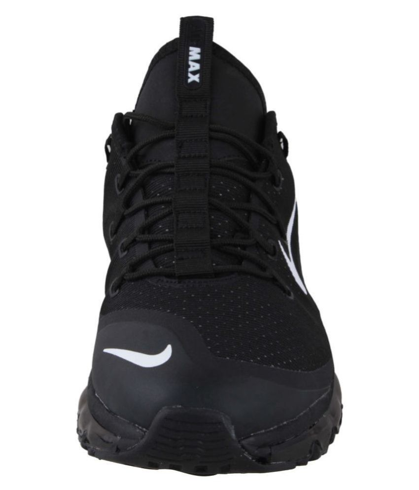 ... Nike AIRMAX 2018 LIMITED EDITION Black Running Shoes