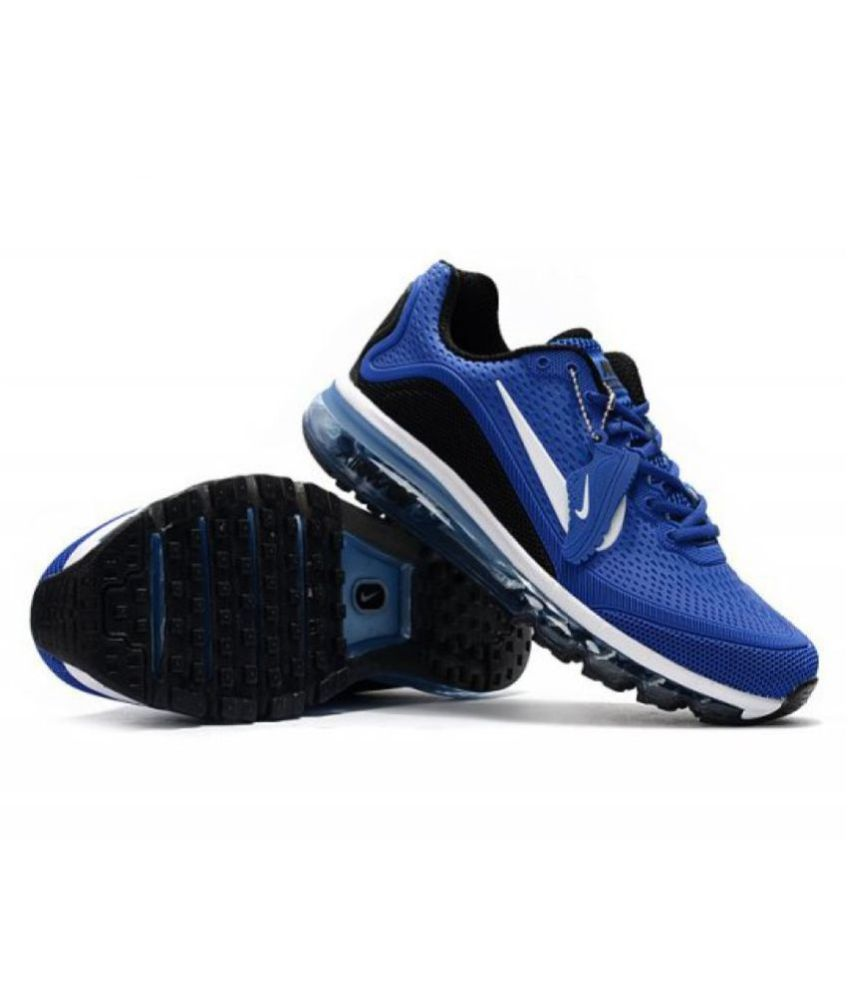 Nike AIRMAX 2018 Blue Training Shoes - Buy Nike AIRMAX 2018 Blue Training  Shoes Online at Best Prices in India on Snapdeal 792ef1418cd2