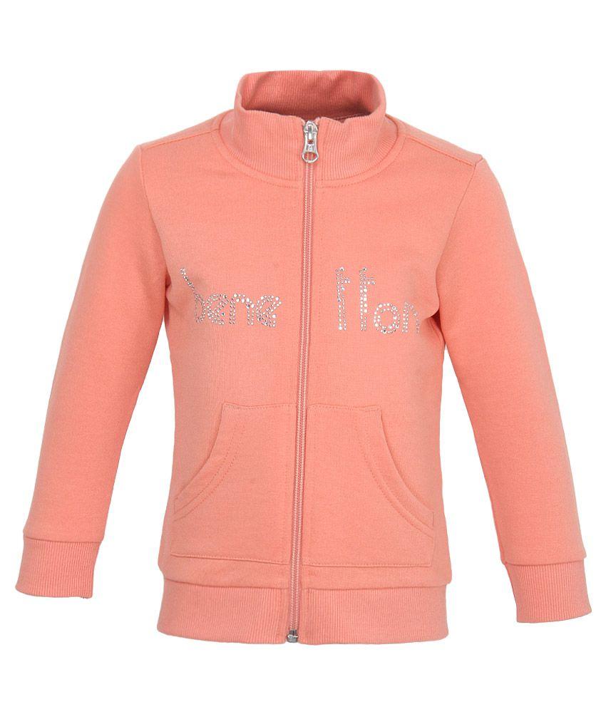 United Colors Of Benetton Peach Sweatshirts