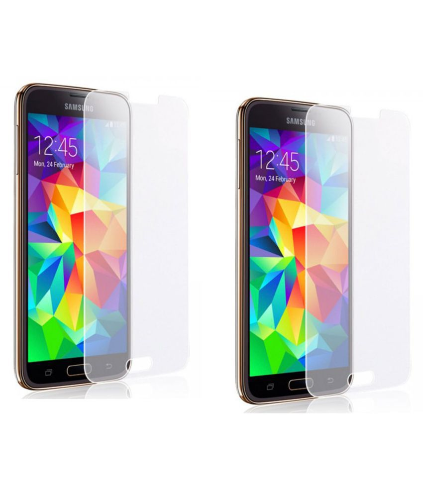 Samsung Galaxy S5 Tempered Glass Screen Guard By KFDC