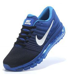 Nike Airmax 2017 Blue Running Shoes