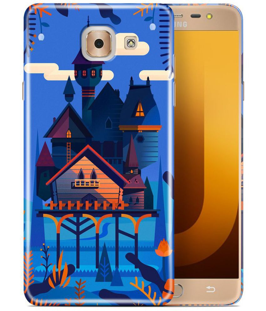 XIAOMI MI MAX 2 Printed Cover By Knotyy