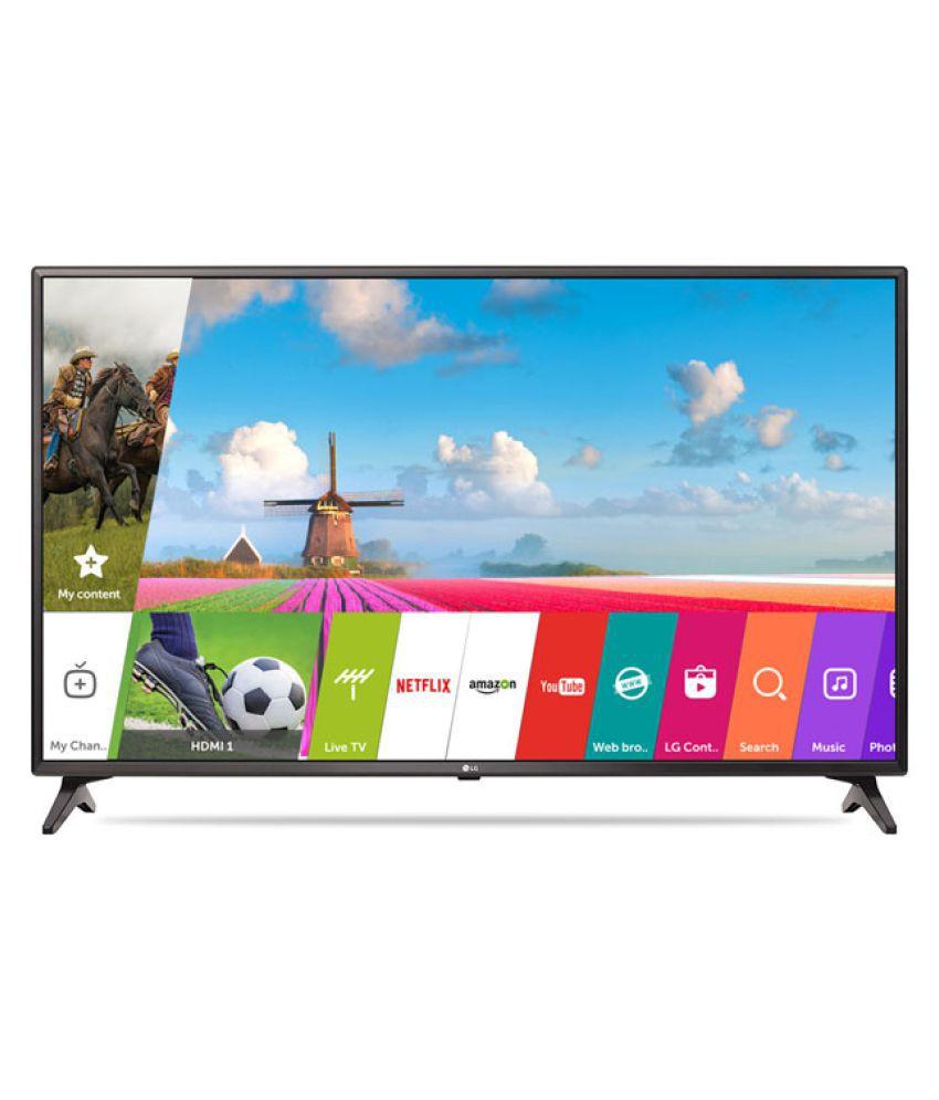 LG 49LJ617T 123 cm ( 49 ) Full HD (FHD) LED Television