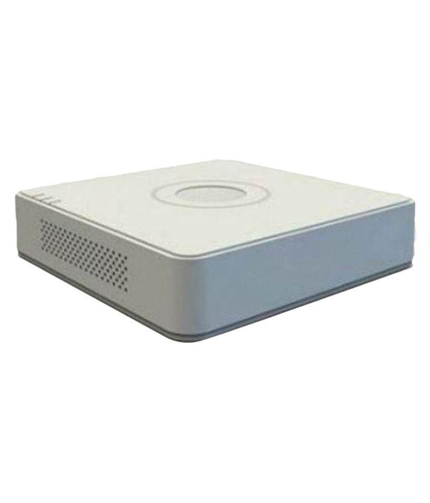 Hikvision DS 7104 HGHI F1 4 DVR 4 Channel System 16 DVR