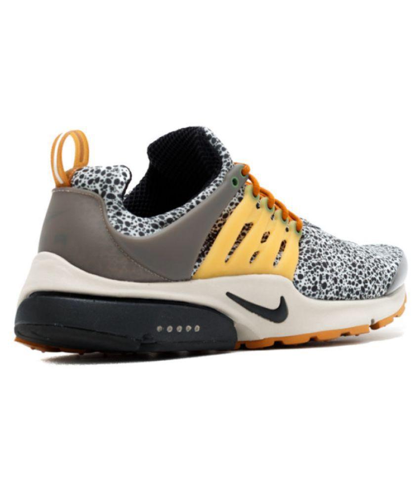 lowest price low priced cute Nike Air Presto Safari Running Shoes
