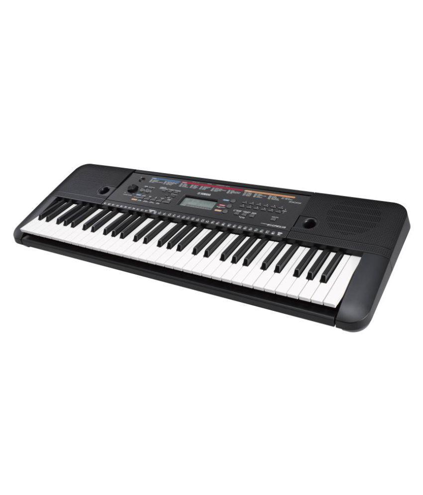 bec426883 Yamaha Yamaha PSR E263 Keyboard 61 Keys  Buy Yamaha Yamaha PSR E263 ...