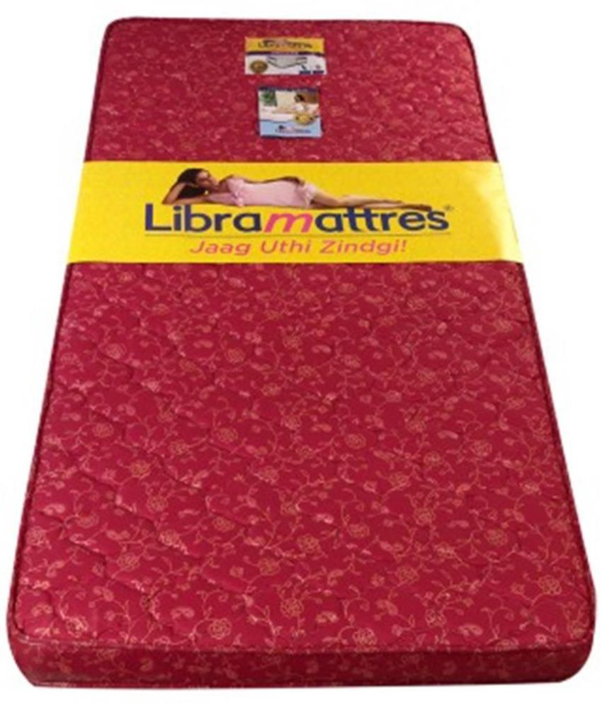 libramattres splendour 11 cm 4 5 in foam mattress buy
