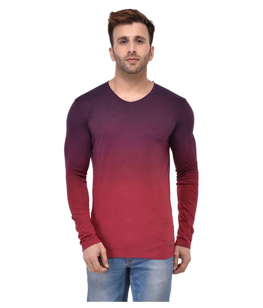 Gespo Multi Round T-Shirt