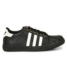 Big Fox Super Star Sneakers Black Casual Shoes