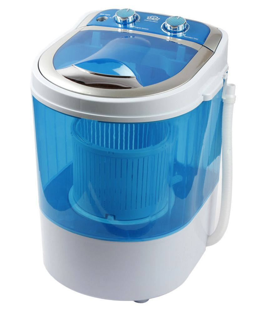 DMR MiniWash 3 Kg 30-1208 Semi Automatic Washer&Dryer Washing Machine