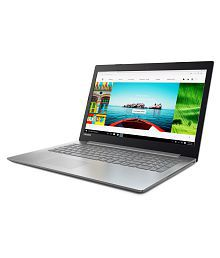 Lenovo Ideapad 80X400CLIN Notebook Core i3 (7th Generation) 4 GB 39.62cm(15.6) Windows 10 Home without MS Office Not Applicable MINRL GREY
