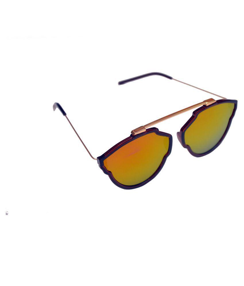 SR FASHION HUB Mercury Wayfarer Sunglasses ( 313RV )