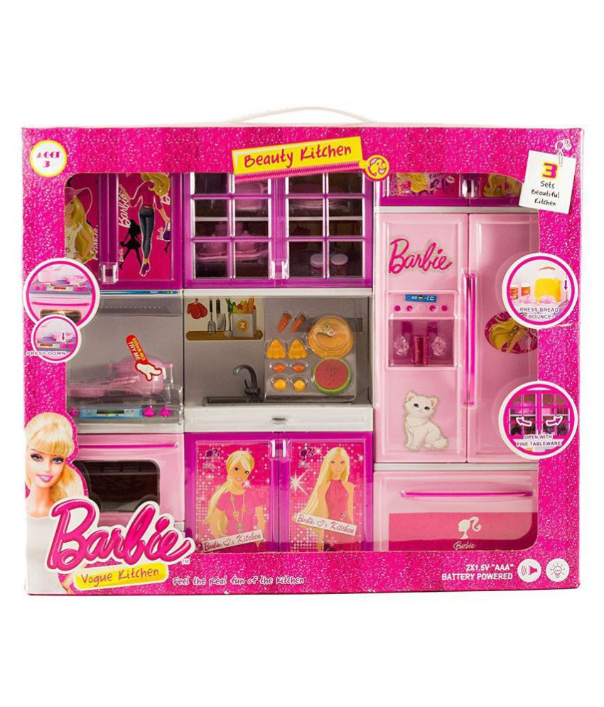 maruti modern kitchen play set with refrigerator cook top and drawer rh snapdeal com