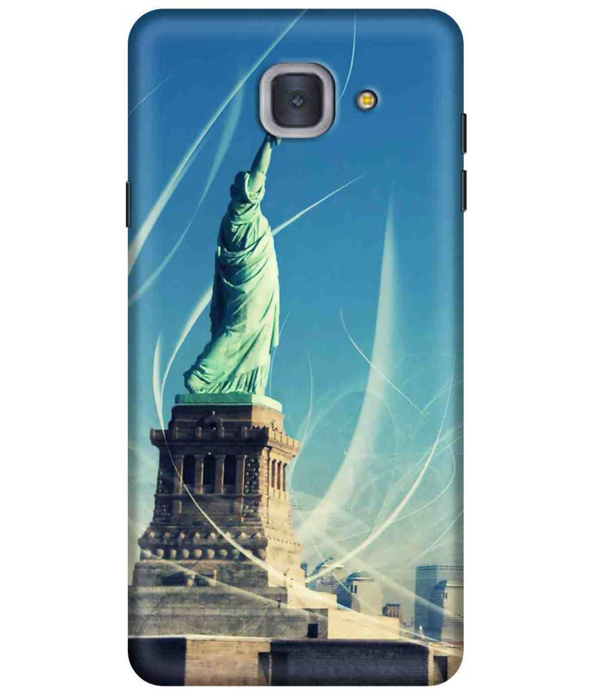 Samsung Galaxy J7 Max 3D Back Covers By SWAGMYCASE