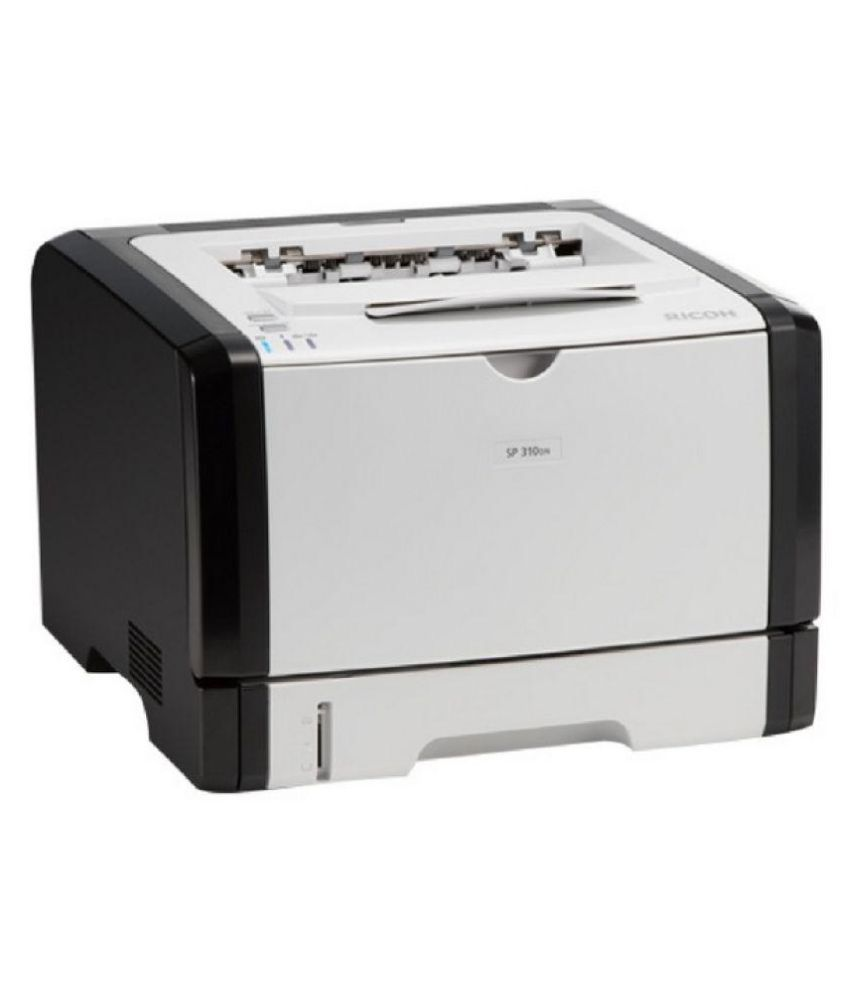 Ricoh SP310DN Single Function B/W Laserjet Printer-56% OFF