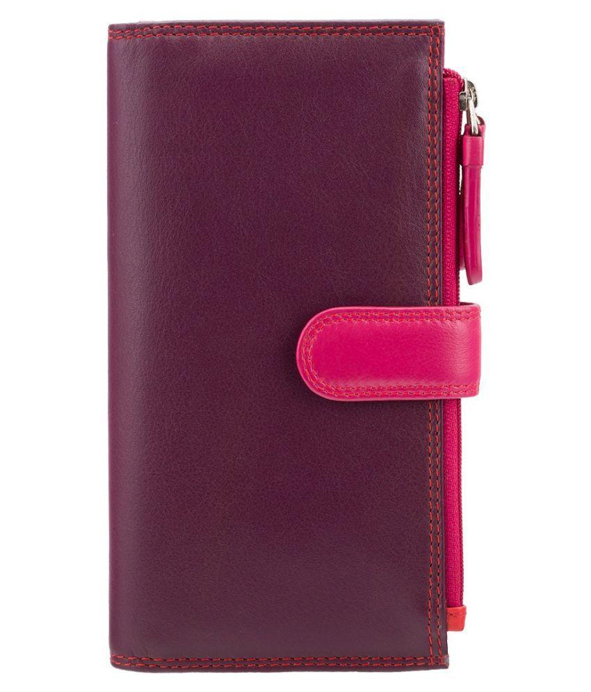 Visconti Multi Pure Leather Handbags Accessories