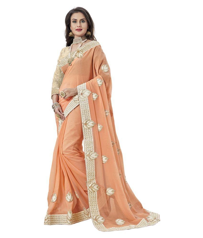 bhakti enterprise Multicoloured Net Saree