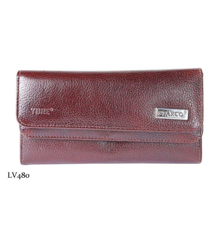YORE Brown Wallet