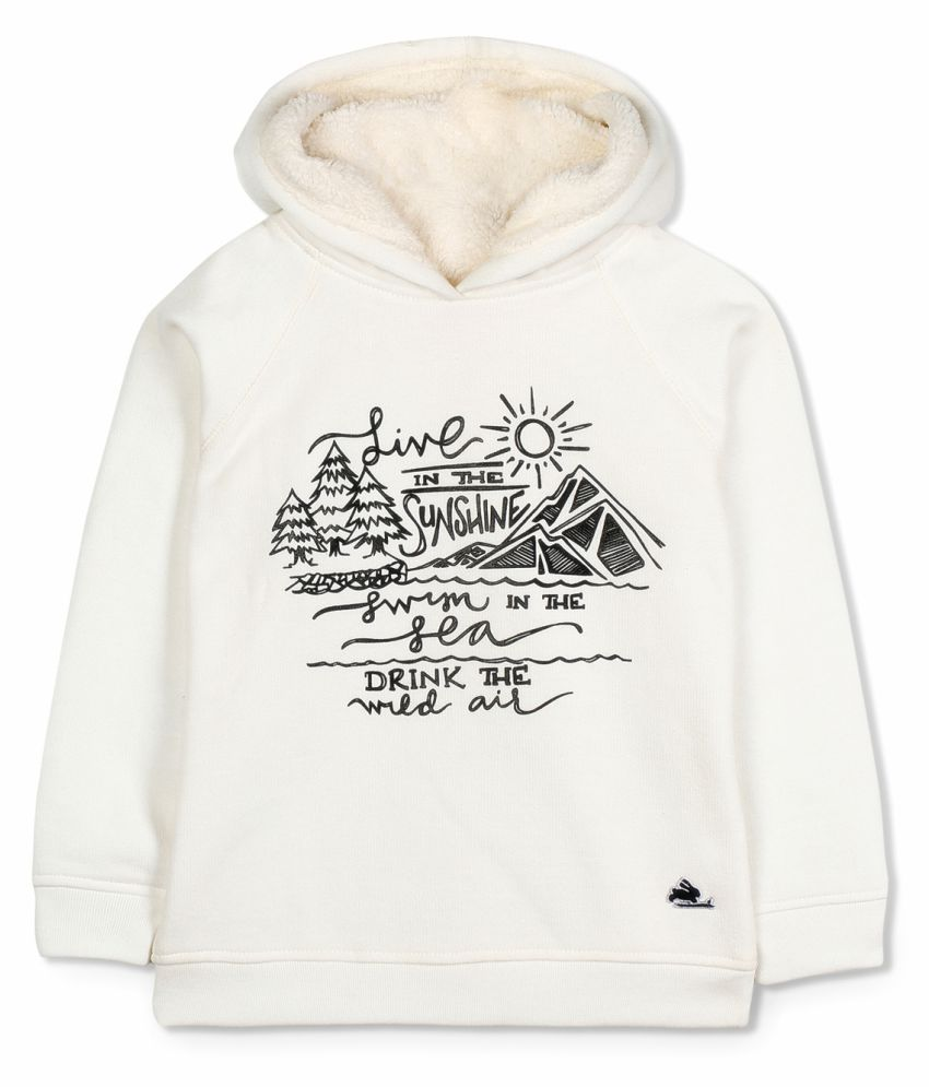 Cherry Crumble Open Landscape Sweatshirt