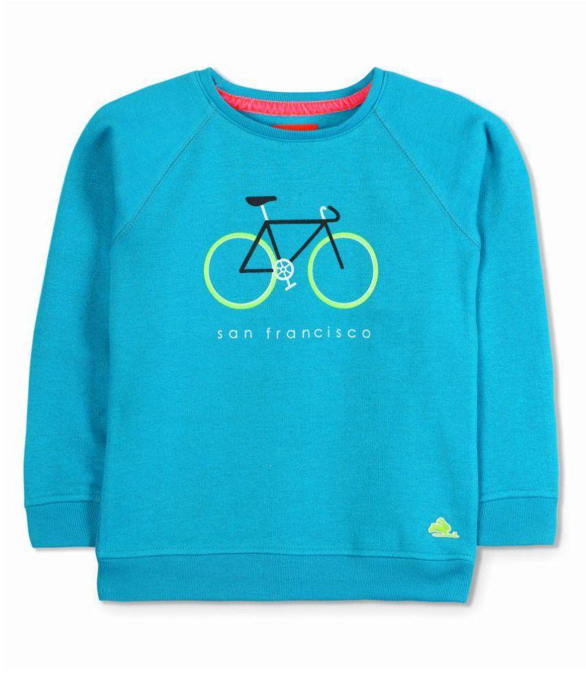 Cherry Crumble Commuter Sweatshirt