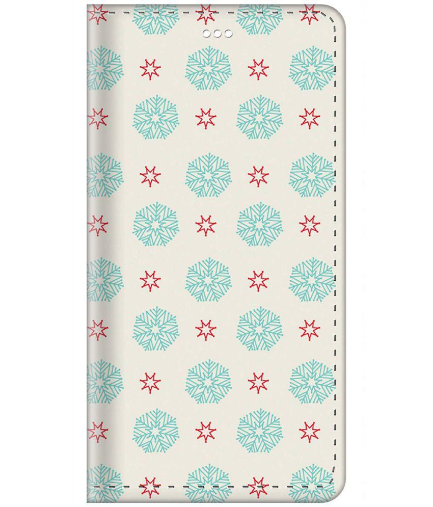 Lenovo K6 Note Flip Cover by ZAPCASE - Multi