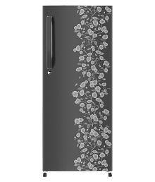 Haier 195 Ltr 4 Star HRD-1954CGD-R Single Door Refrigerator - Gray