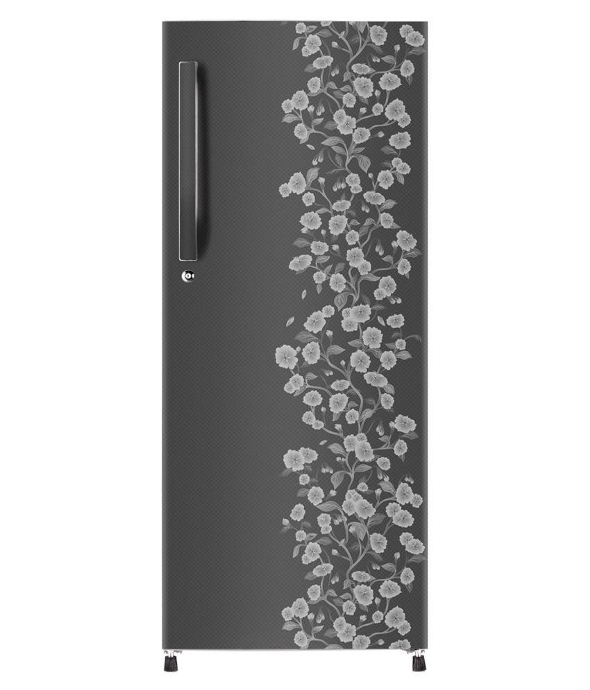 Haier 195 Ltr 4 Star HRD-1954CGD-R Single Door Refrigerator -...