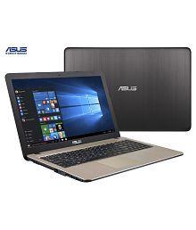 Asus 15 R541UJ-DM174 Notebook Core i5 (7th Generation) 8 GB 39.62cm(15.6) DOS 2 GB BLACK