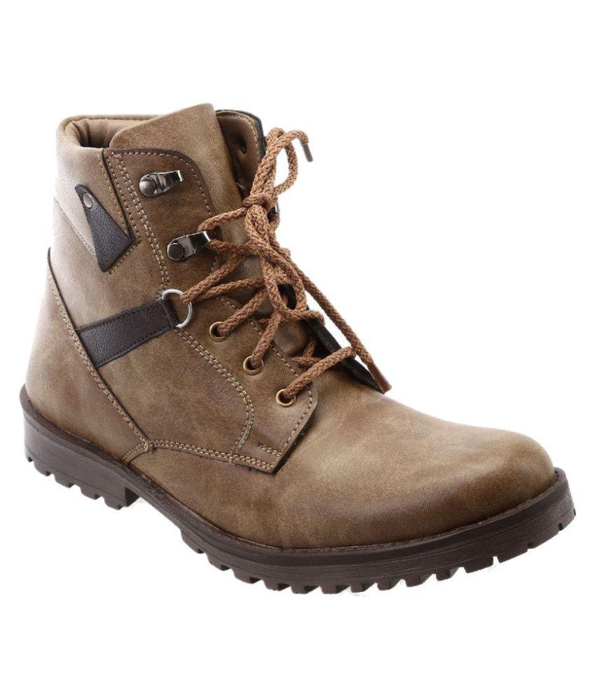 Catbird Brown Casual Boot