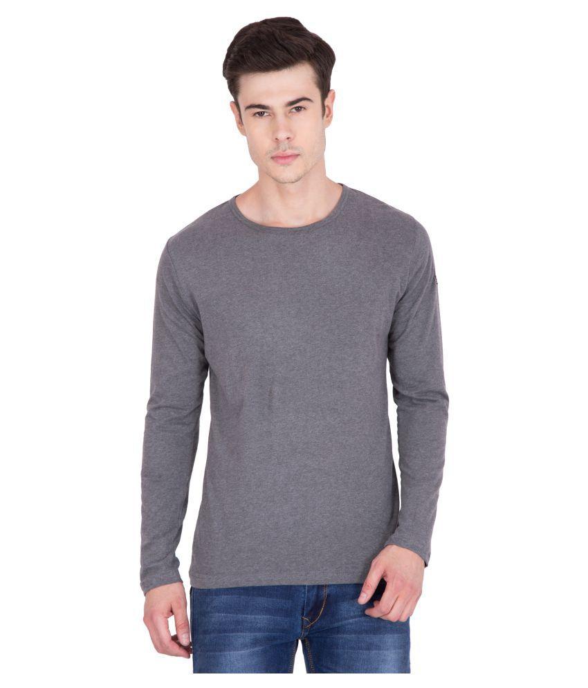 PAUSE Black Round T-Shirt