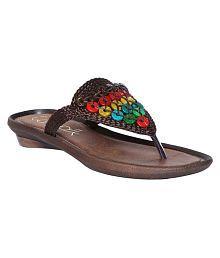 74b987a3aa1bc9 Catwalk Flat Slip-on   Sandal for Women  Buy Catwalk Women s Flat ...