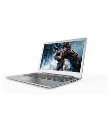 Lenovo Ideapad 80TV Notebook Core i5 (7th Generation) 8 GB 39.62cm(15.6) DOS 2 GB Silver
