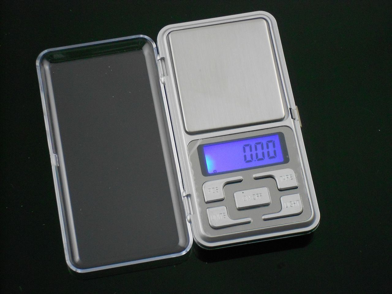 ATMOSPHERE Electronic Pocket Scale MH Series 200gm-METROM