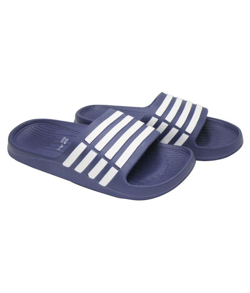 e5ce631e5b7b Looks Footwear Multi Color Slide Flip flop Price in India- Buy Looks  Footwear Multi Color Slide Flip flop Online at Snapdeal