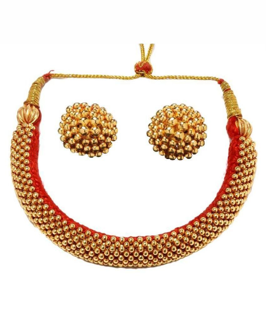 Soubhagya Jewellers Weny Thushi Necklace