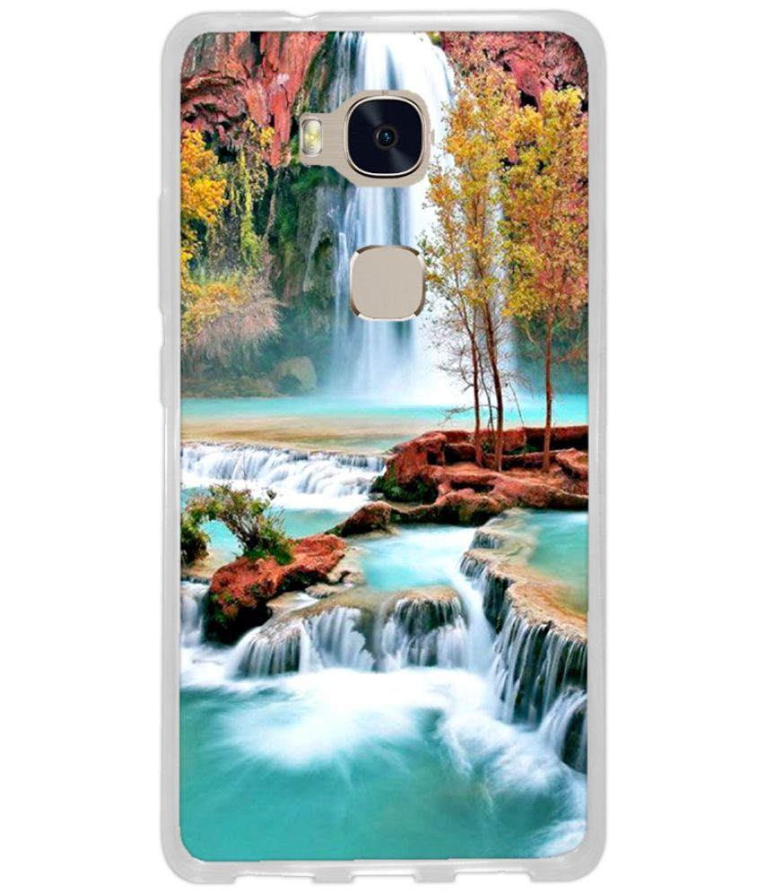 Huawei Honor 5X Printed Cover By instyler